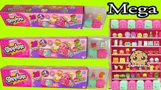 Download All 3 Shopkins Season 5 Mega 20 Packs Complete Set Unboxing - Cookieswirlc Video Video