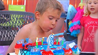 Download BROCK'S 6th BiRTHDAY BASH! Video