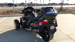 Download 006167 2014 Can Am Spyder RT LIMITED SE6 - Used motorcycles for sale Video