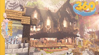 Download Minecraft Animation 360° Degree View [New YouTube Feature] - 4k HD Video