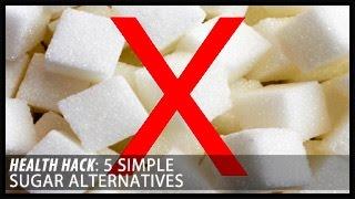 Download 5 Simple Sugar Alternatives: Health Hacks- Thomas DeLauer Video