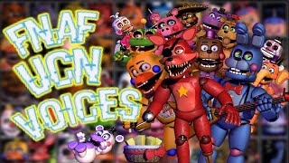 Download FNaF Ultimate Custom Night - Voices - (Animated Slideshow Style) Video