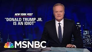 Download Jared Kushner Letting Donald Trump Jr. Take The Fall | The Last Word | MSNBC Video