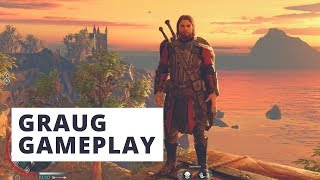Download Middle-earth Shadow of War GRAUG CARNAGE 8 Minutes Gameplay Video
