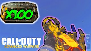 Download x100 STG44 / BLUNDERBUS / SVO SUPPLY DROP OPENING! Call of Duty Advanced Warfare Multiplayer DLC! Video