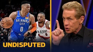 Download Westbrook's playoff legacy will be 'severely damaged' if OKC loses — Skip Bayless | NBA | UNDISPUTED Video