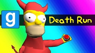 Download Gmod Deathrun - Homer Simpson Tryouts Parody (Garry's Mod Funny Moments) Video
