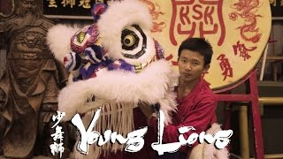 Download Young Lions: Five-time world lion dance champion in action. Not for the faint-hearted. Video