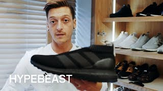 Download HYPEBEAST Visits: Mesut Özil's Sneaker Closet and Mercedes Whips Video