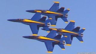 Download U.S.N. Blue Angels @ 2016 MCAS Miramar Air Show Video