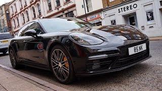 Download 2017 Porsche Panamera Turbo Review + start up sound!!! Video