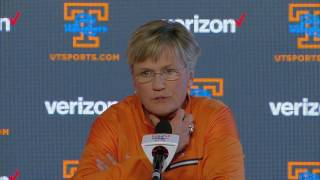 Download Lady Vols Media Day - Holly Warlick (10/27/16) Video