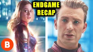 Download Marvel Recap: Everything You Need To Know Before Avengers: Endgame Releases Video