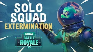 Download Solo Squad Extermination! - Fortnite Battle Royale Gameplay - Ninja Video