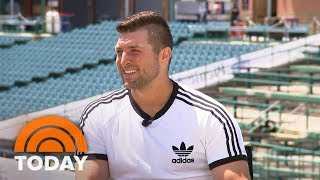 Download Tim Tebow Talks His Faith And His New Book 'Know Who You Are' | TODAY Video
