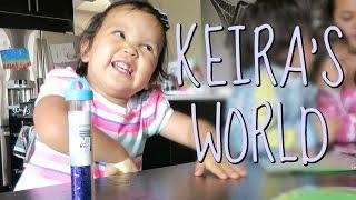 Download KEIRA'S WORLD! - July 08, 2016 - ItsJudysLife Vlogs Video