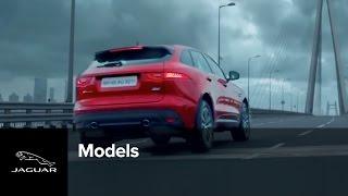 Download All-New Jaguar F-PACE | #SetThePace Video