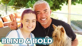 Download Can You Trust Animals Without Sight? ft. Blind YouTuber Molly Burke Video