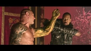 Download The Man With The Iron Fists - Trailer (HD) Video