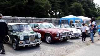 Download ″Irish Veteran Vintage Car Club″, 36th.Picnic at Powerscourt. 18th.August 2013 (Part 4). Video