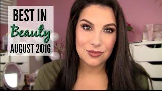 Download BEST IN BEAUTY: August 2016 Video