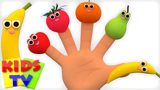 Download Fruits Finger Family | Learn Fruits | Fruits Song | Nursery Rhymes | Kids Tv Video