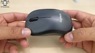 Download Logitech Silent M220 Mice unboxing Video