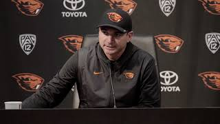 Download Head Coach Jonathan Smith Press Conference: Arizona Video
