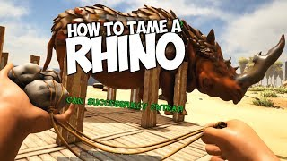 Download ATLAS: WE WENT SOUTH FOR A RHINO! Video