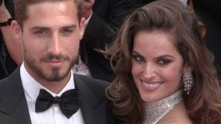 Download Izabel Goulart and her boyfriend Kevin Trapp on the red carpet in Cannes Video
