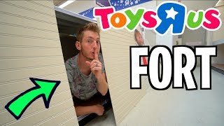Download Last Toys R Us Fort EVER! Video