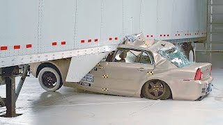 Download Cars vs. SemiTrailers – Side Underride Crashes Video