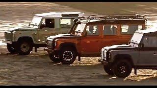 Download Land Rover Defender 2015 Final Editions: Heritage / Adventure / Autobiography CARJAM TV 2015 Video