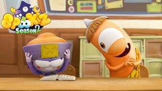 Download Spookiz | 208 - Kongkong's Hat! (Season 2 - Episode 8) | Videos For Kids 스푸키즈 Video