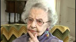 Download Fern Groh's Interview at 103 years Old ! Video