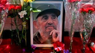Download Cubans react to death of Fidel Castro Video
