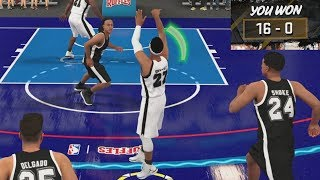 Download NBA 2K18 My Career - Splashing 4 Pointers! PS4 Pro 4K Gameplay Video