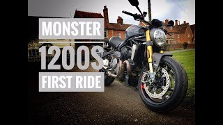 Download 2018 Ducati Monster 1200S Review Video