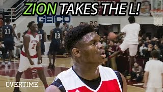 Download ALMOST Zion Williamson VS LaMelo PART 2! Spartanburg Day Battles Chino Hills At Hoophall Classic! Video