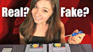 Download How to Spot FAKE Nintendo Games - Buyer BEWARE!! Video
