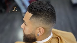 Download Super Clean Mens Haircut! ALL NATURAL!! Video