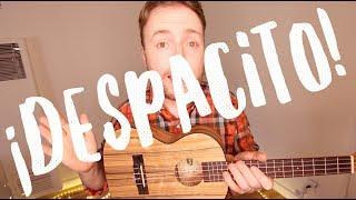 Download DESPACITO - EASY UKULELE TUTORIAL (JUSTIN BIEBER & LUIS FONSI) Video