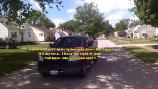 Download Illegally Left of Center/Does Not Yield Right of Way: Ohio (BV70NM) 6-8-2016 Video