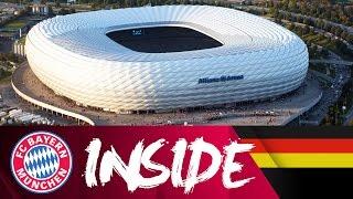 Download Hinter den Kulissen der Allianz Arena - Teil 1 | Inside FC Bayern Video