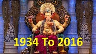 Download Lalbaugcha Raja | Rare Pics Starting from 1934 Video