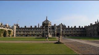 Download Cambridge University Campus Tour Video
