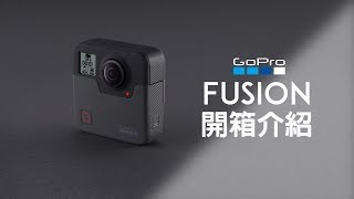 Download GoPro Fusion 開箱介紹 Video