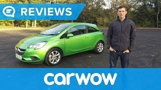 Download Vauxhall / Opel Corsa 2017 review   Mat Watson reviews Video