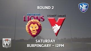 Download 2018 Round 2 - Brisbane Lions v Sydney Swans Video