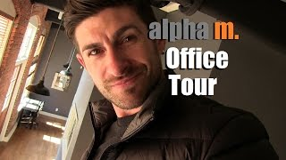 Download Alpha M Office/Studio Tour | Behind The Scenes Of Alpha M HQ Video